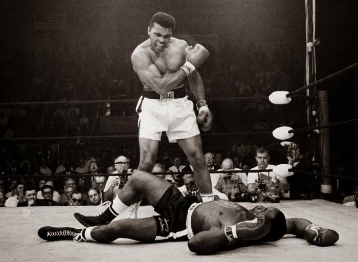 Il più grande combattente di sempre: Muhammad Ali