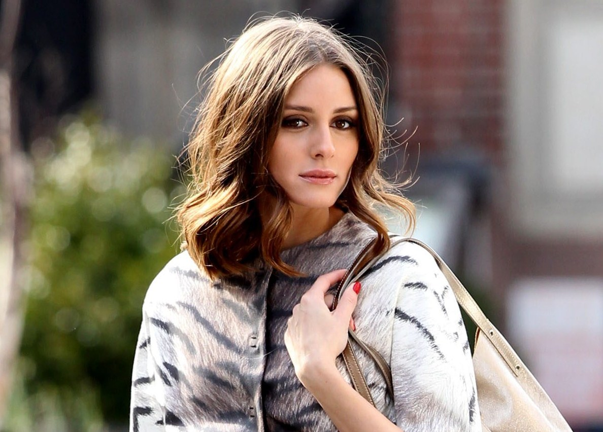 Olivia Palermo and Ciaté London