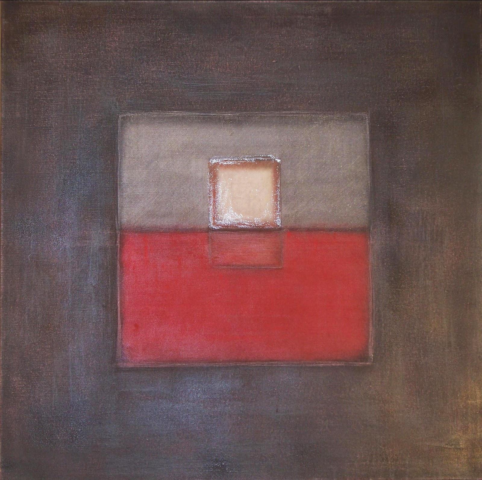 Pinturas abstractas de vanina martinez cuadrados - Cuadros abstractos relieve ...