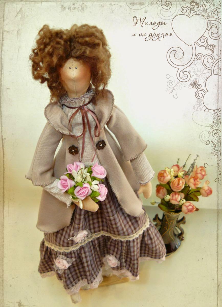 Одежда, обувь, аксессуары для кукол: мастер-классы для