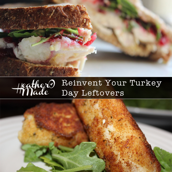 Reinvent Your Turkey Day Leftovers. recipes.