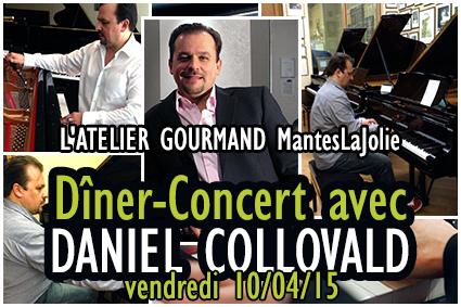 Daniel Coolovald Concerts privés