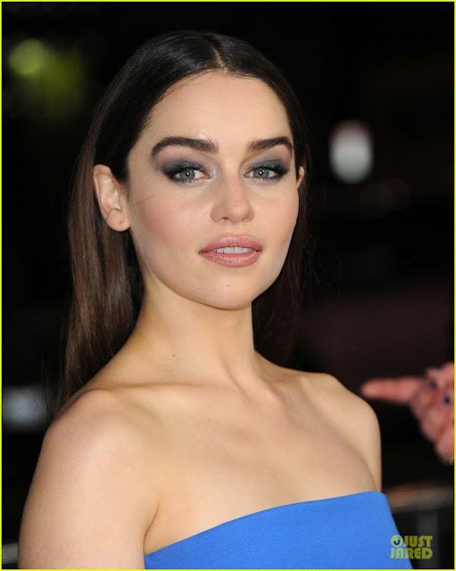 Emilia Clarke premiere los angeles 2 - Juego de Tronos en los siete reinos