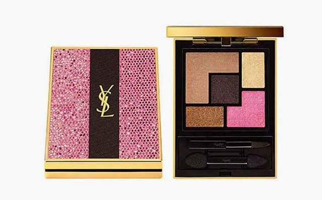 Yves Saint Laurent Spring 2015 Make Up Collection