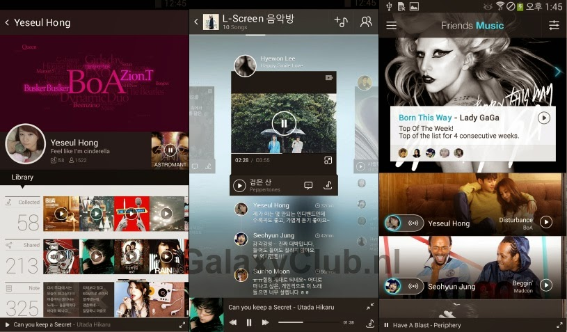 Samsung may introduce new music player in Galaxy S5