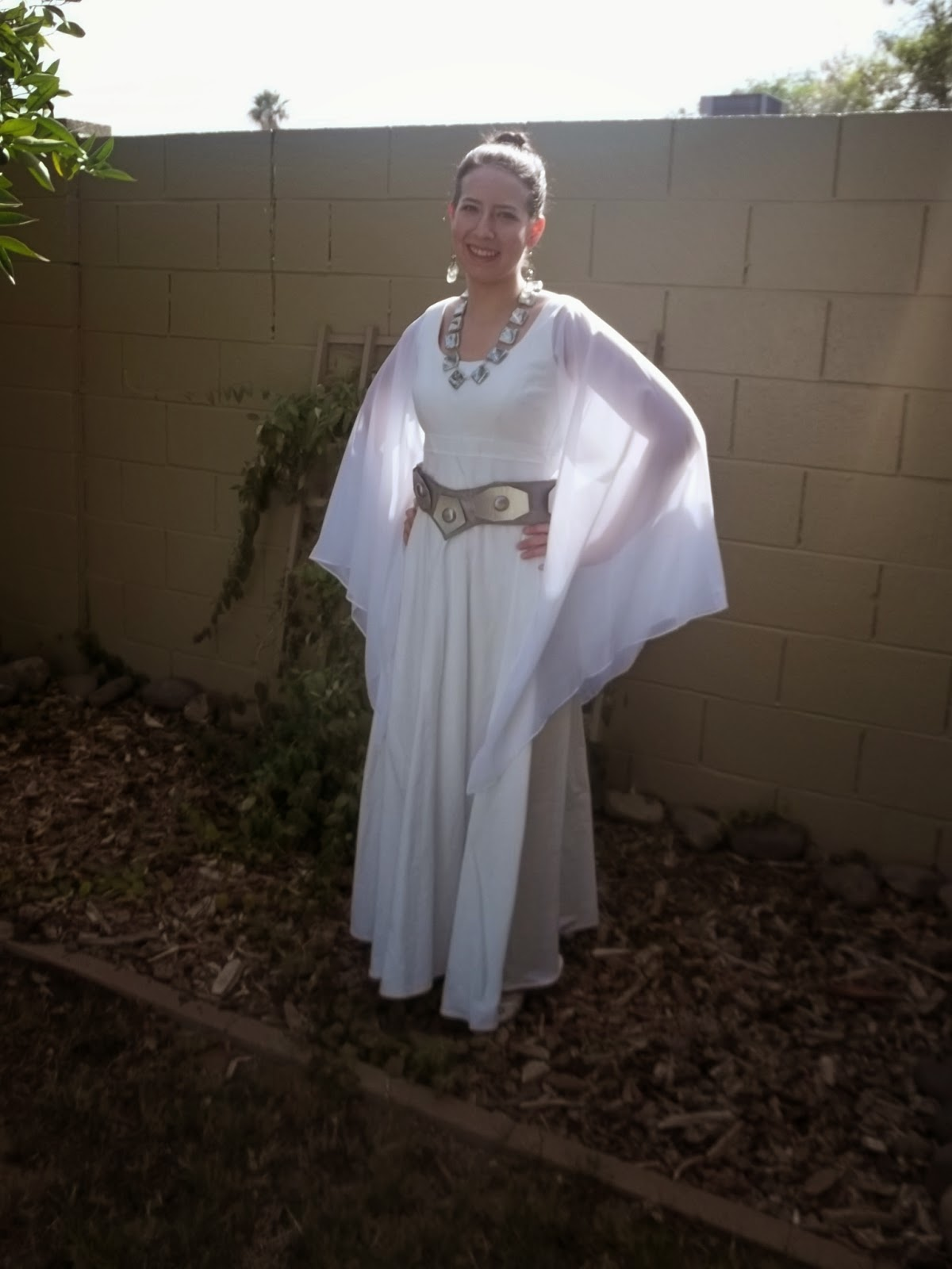Making Rivendell In The Desert Princess Leia S Ceremonial