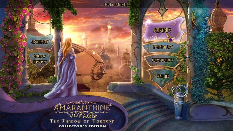 Amaranthine Voyage: The Shadow of Torment EC [Mega]