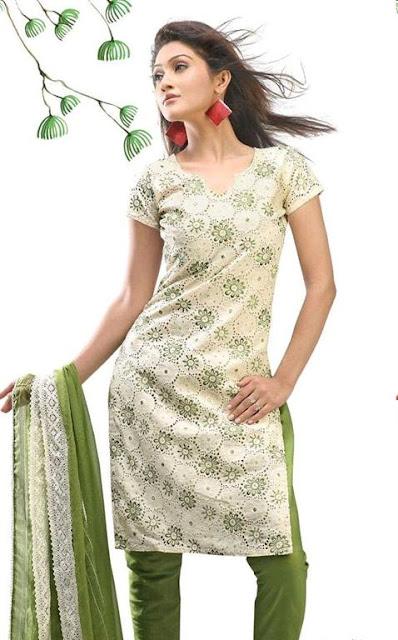 Pakistani Half Sleeveless Shalwaar Kameez