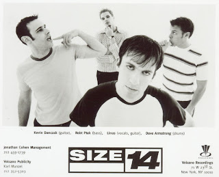 Size 14 Band Promo Photo