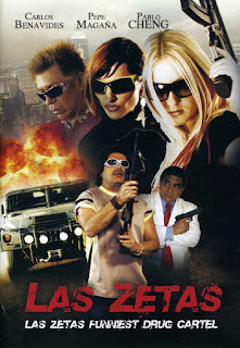 Ver Película Las Zetas Online Gratis (2012)
