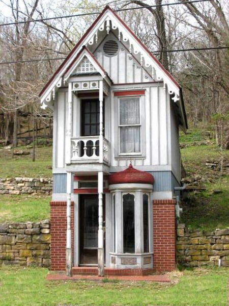 Small Victorian Style Home