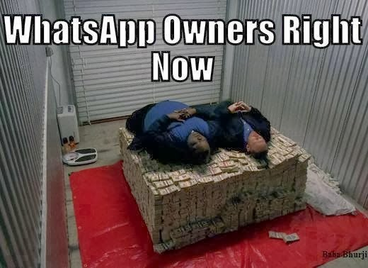 WhatsApp Owners Right Now - Funny Pic