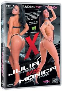 Sexxxy - Julia Paes vs. Mônica Mattos