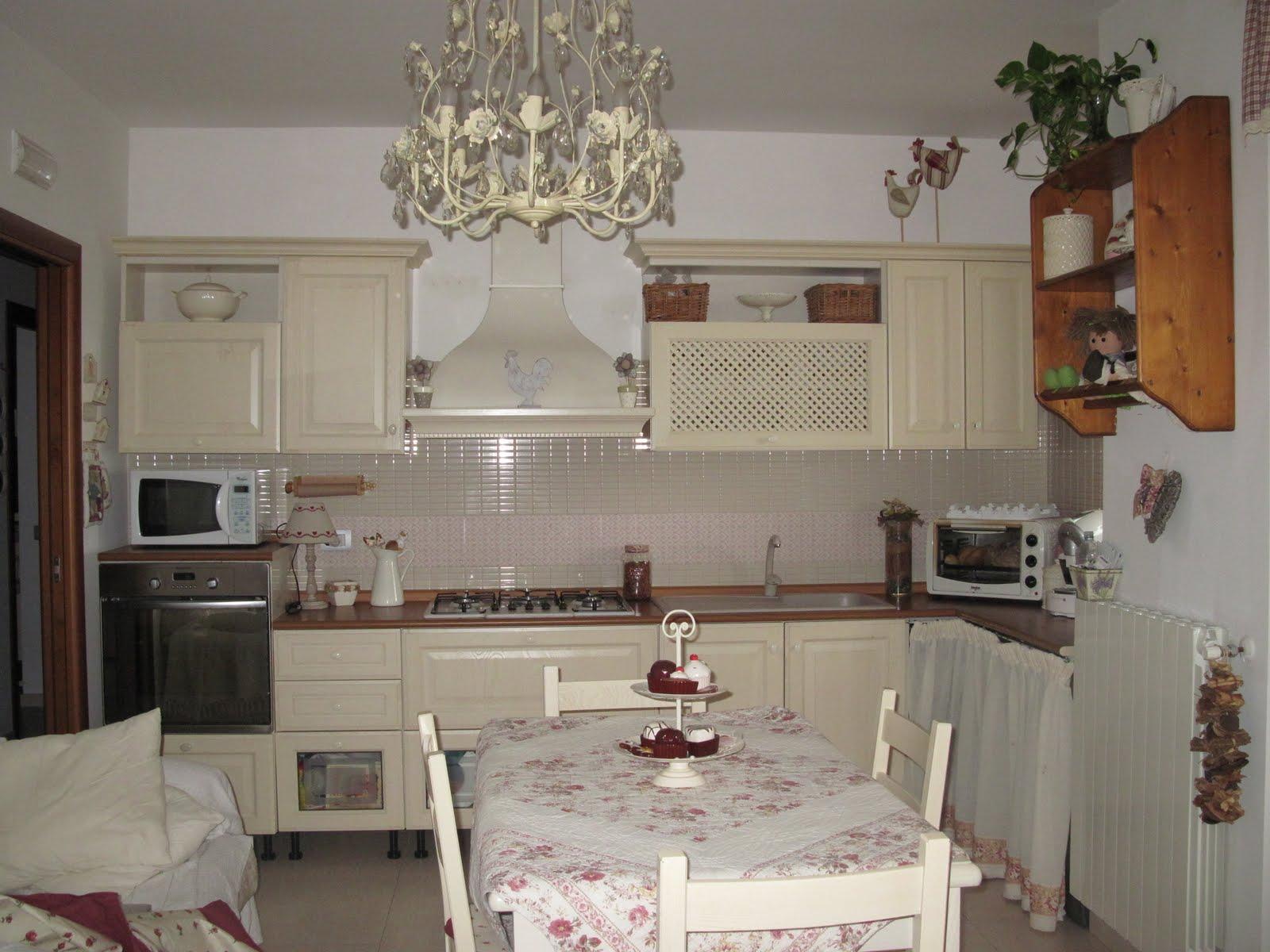Shabby amore e fantasia - La cucina di rossella ...