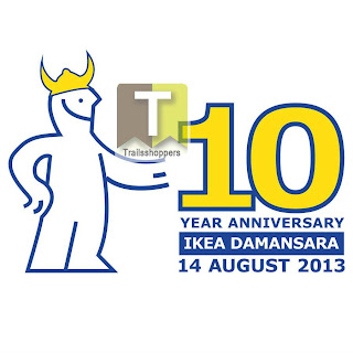 IKEA 10th Year Anniversary 2013