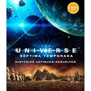 El Universo: misterios antiguos resueltos