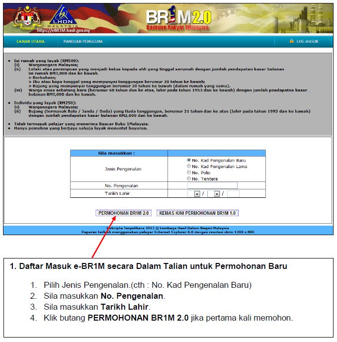 Bantuan 1malaysia Rm500 Picture