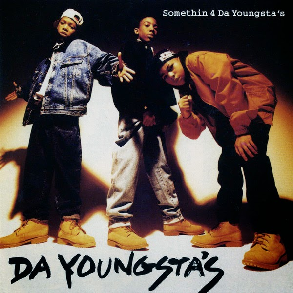 Da Youngsta's - Somethin 4 the Youngsta's Cover