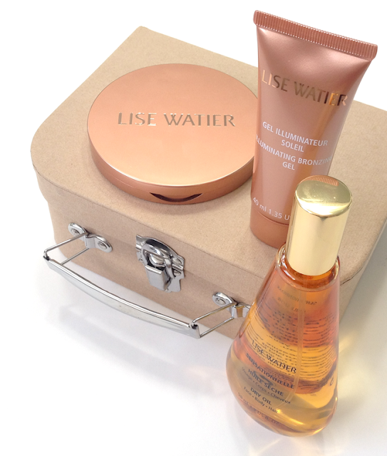 Lise Watier Sun Destination Summer 2013 Sun Bronzing Powder, Sensationelle Dry Oil and Illuminating Bronzing Gel