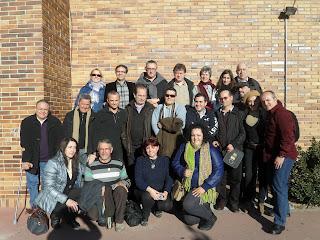 El Teatro Amateur del Estado se reune en Valdemorillo, Madrid.