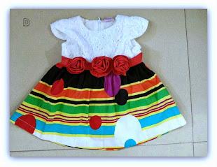 Smoothies Kids Dress ( Big size )