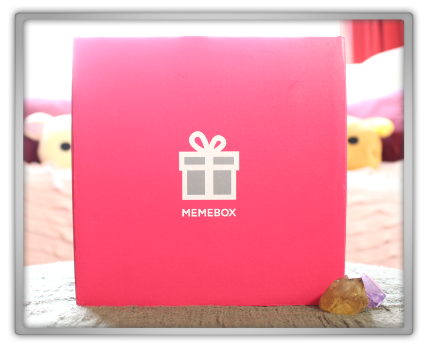 겟잇뷰티박스 by 미미박스 memebox beautybox # Special #30 Tea Cosmetics unboxing review preview box