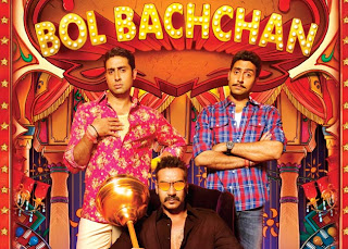 Bol Bachchan-2012- Ajay Devgn