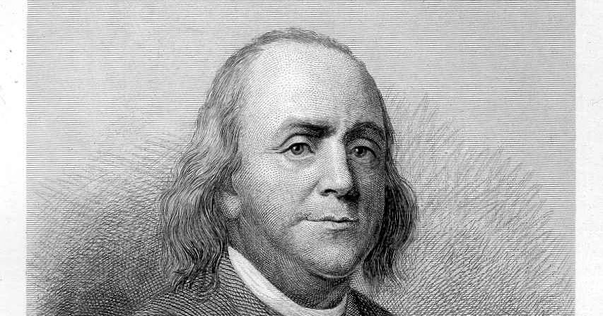 """franklins autobiography 1 a lesson on benjamin franklin's """"project for moral perfection"""" from the autobiography by laura gallinari course 