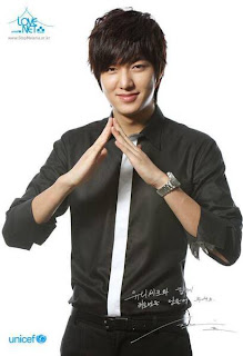 Lee Min Ho Aktor Korea