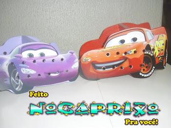 Lembrancinha Carros