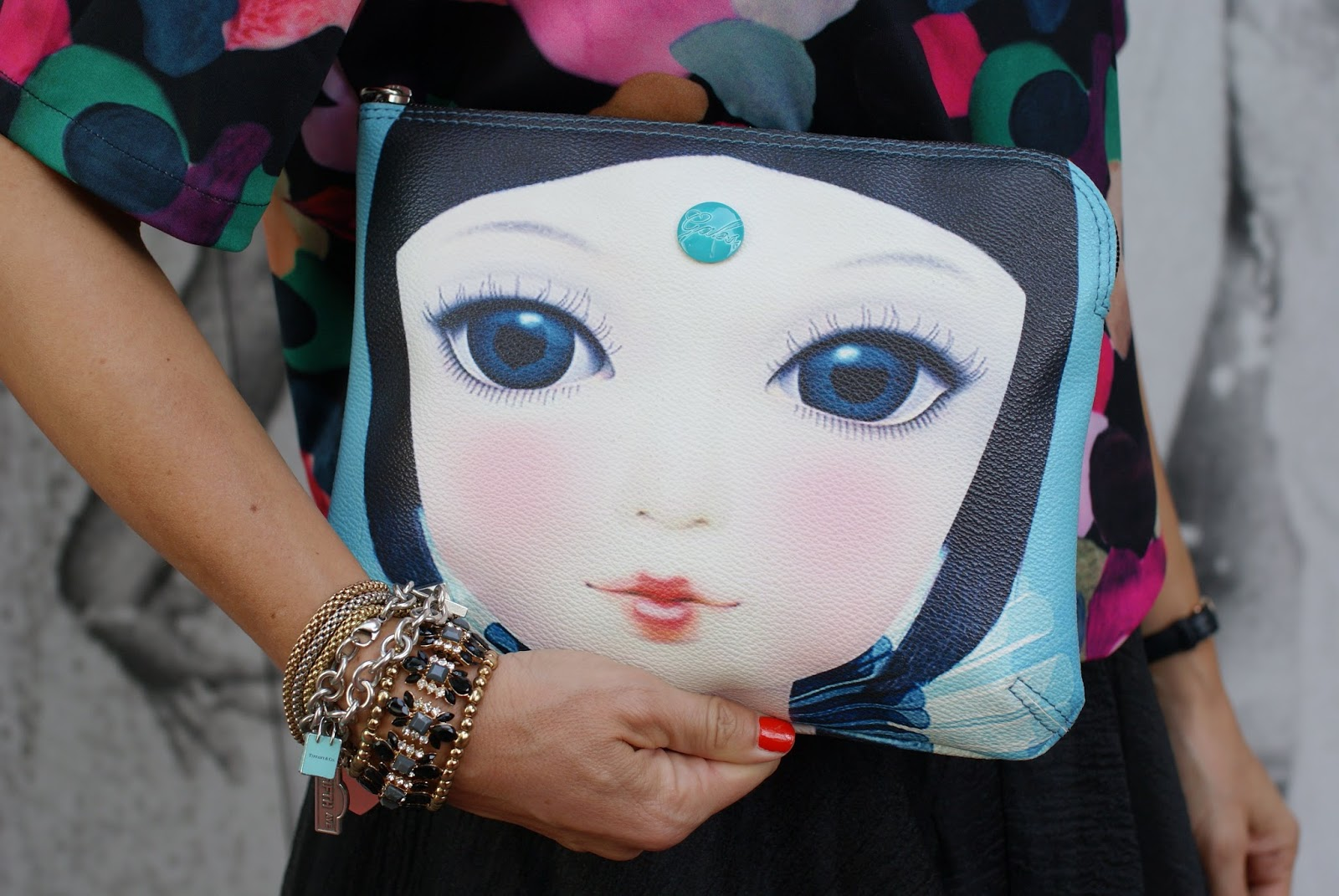 gabs manga clutch on Fashion and Cookies fashion blog