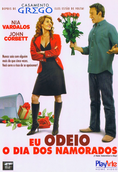 Filme Eu Odeio O Dia dos Namorados Dublado AVI DVDRip