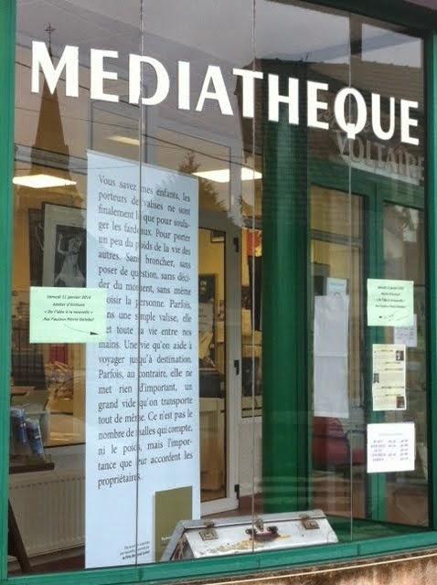 La médiathèque