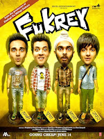 Fukrey 2013 720p BluRay Hindi