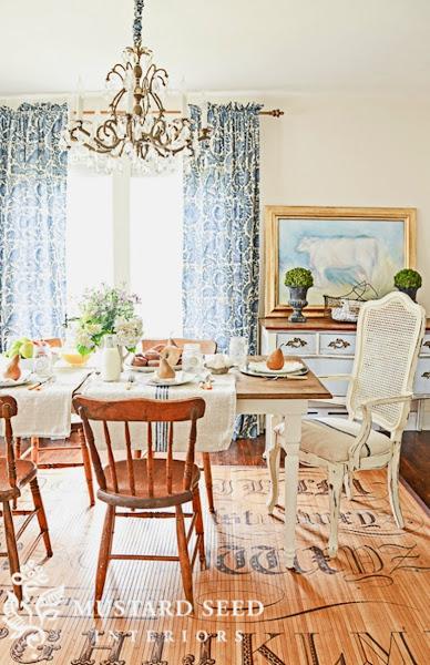 Chill decoraci n diy c mo hacer una mesa de comedor for Decoracion country chic
