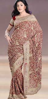 Banarasi Wedding Indian Saree