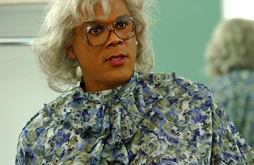 Tyler Perry's Diary of a Mad Black Woman madea