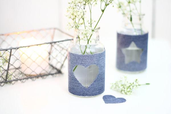 Denim Vase | Jeans Vase