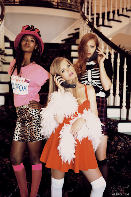 Wildfox Couture Does Clueless