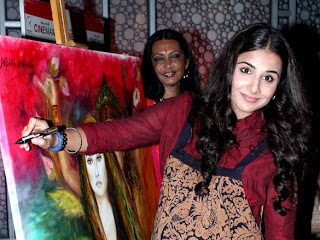 Vidya Balan's kahaani event