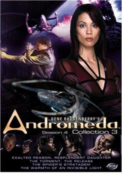 Download Andromeda 1ª,2ª,3ª,4ª,5ª Temporada dvd-rip AVI