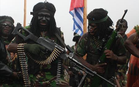 OPM Nyatakan Perang Terbuka dengan Indonesia