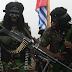 Papua nantang perang terbuka dg Indonesia !
