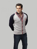 Salman Khan Photoshoot for Splash Autumn/Winter 2013 Collection