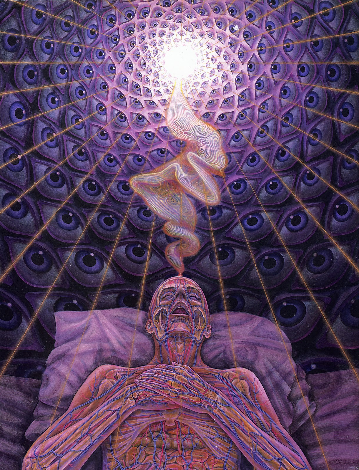 Alex Grey - Amazing