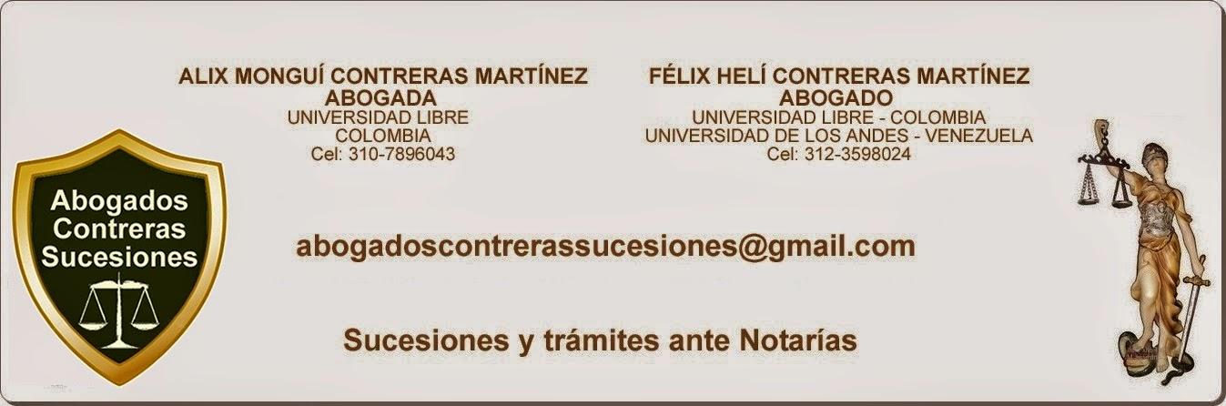 Abogados Contreras Sucesiones