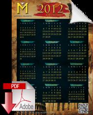 Descarga nuestro Calendario 2012