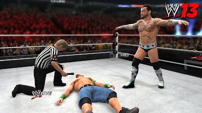 WWE 13 PC