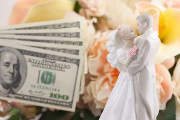 Wedding Gift Etiquette How Much Money : Cash Wedding Etiquette ~ Learn Wedding Etiquette