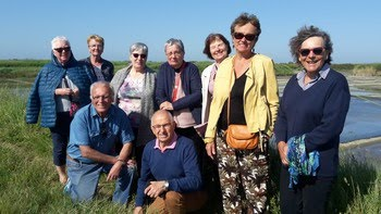 Visite des marais salants de Guérande